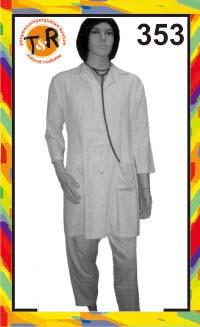 353.persewaan kostum dokter