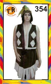 354.persewaan kostum aborigin