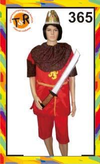 365.persewaan kostum King Arthur