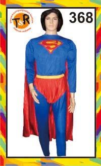 368.persewaan kostum superman