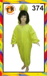 374.persewaan kostum bebek