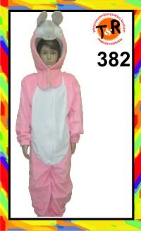 382.persewaan kostum kelinci