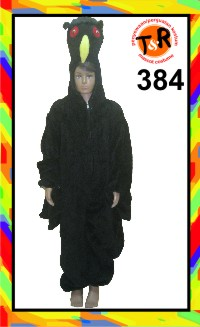 384.persewaan kostum burung hantu