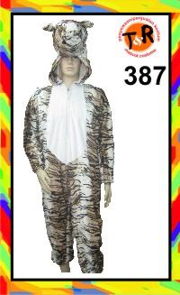 387.persewaan kostum macan