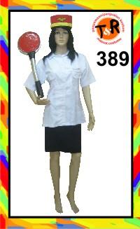 389.persewaan kostum penjaga rel kereta api