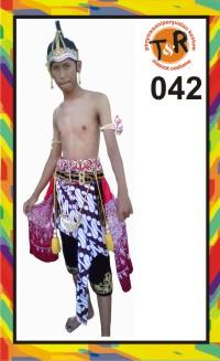 42.penyewaan kostum nakula