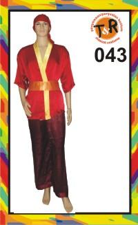 43.penyewaan kostum kungfu master