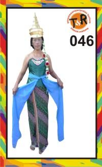 46.penyewaan kostum nyi roro kidul