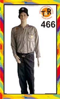 466.persewaan kostum polisi