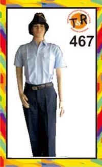 467.persewaan kostum angkt udara