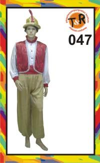 47.penyewaan kostum aladdin