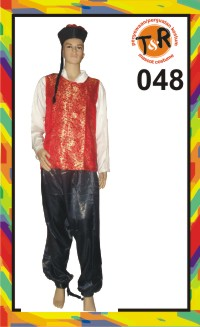 48.penyewaan kostum China