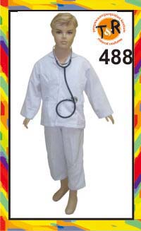 488.persewaan kostum dokter