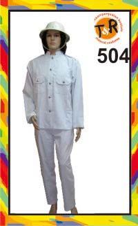 504.sewa kostum kolonial