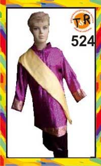 524.sewa kostum india