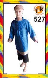 527.sewa kostum india