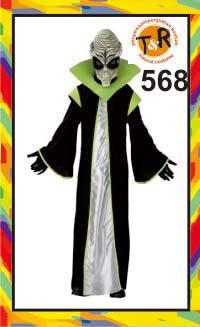 568.sewa kostum alien