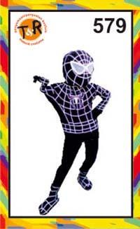 579.sewa kostum spiderman