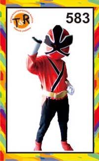 583.sewa kostum power ranger