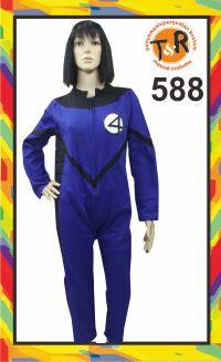 588.sewa kostum fantastic four