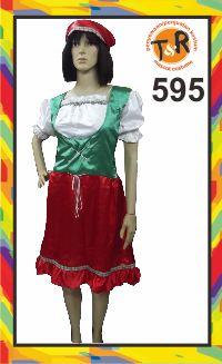 595.sewa kostum biarawati