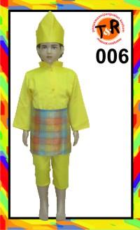 6.penyewaan kostum padang