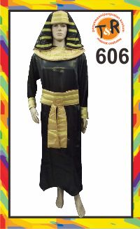 606.sewa kostum firaun