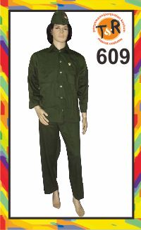 609.sewa kostum pejuang
