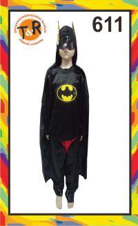 611.sewa kostum batman