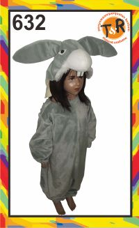 632.sewa kostum kelinci