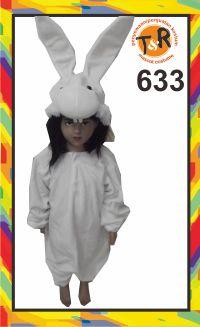 633.sewa kostum kelinci