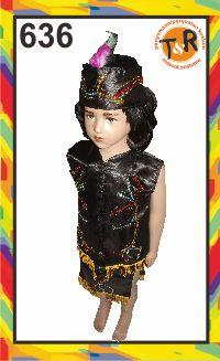 636.sewa kostum tradisional