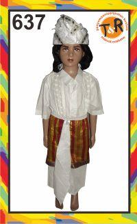 637.sewa kostum tradisional