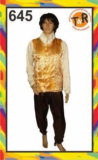 645.sewa kostum india