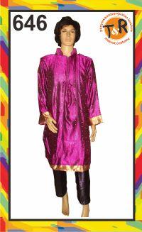 646.sewa kostum india
