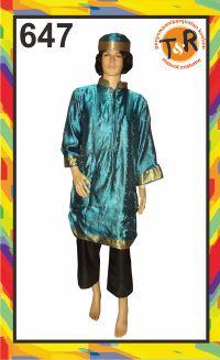 647.sewa kostum india