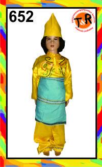 652.sewa kostum tradisional