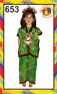 653.sewa kostum tradisional