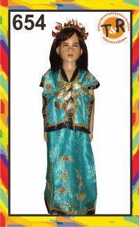 654.sewa kostum tradisional