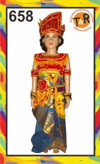 658.sewa kostum tradisional