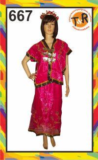 667.sewa kostum tradisional