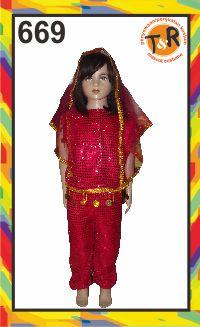 669.sewa kostum india