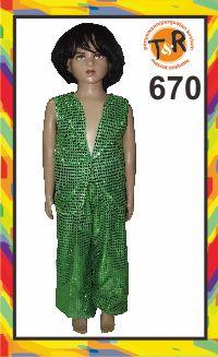 670.sewa kostum india