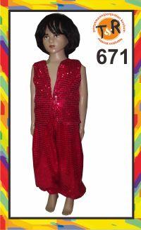 671.sewa kostum india