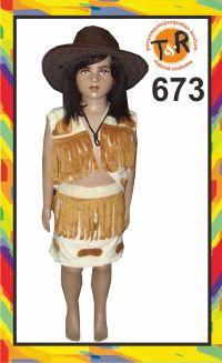 673.sewa kostum koboi