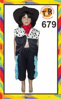 679.sewa kostum koboi