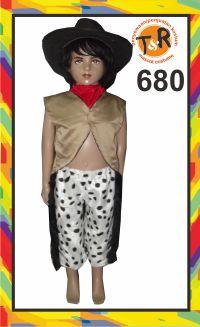 680.sewa kostum koboi
