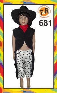 681.sewa kostum koboi