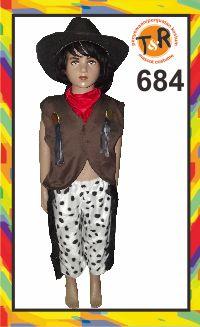 684.sewa kostum koboi
