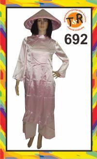 692.sewa kostum filipina